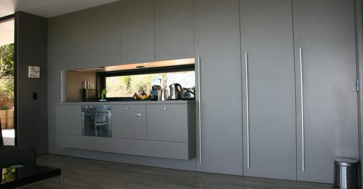 Compact, well designed kitchens with lots of space
